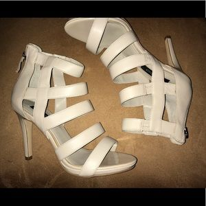 WHBM Strappy Sandals 7.5